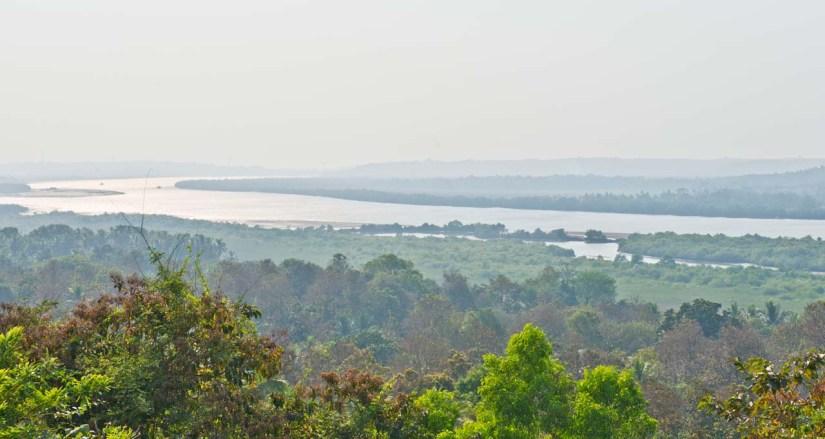 View from Divar Island Church