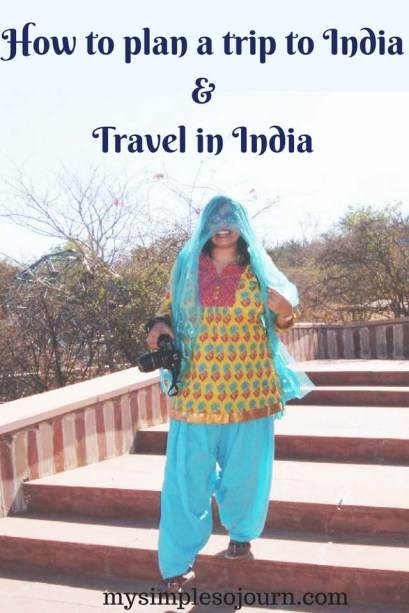 Planning a trip to India and How to travel in India