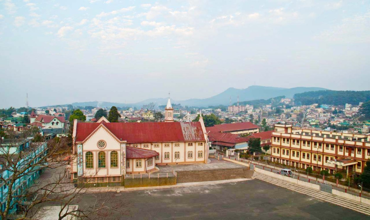 Overview of Shillong