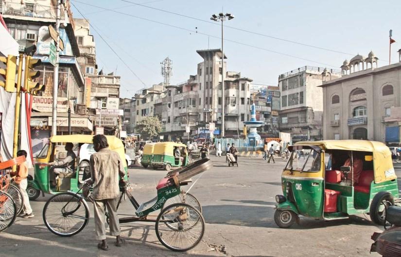 Chandani Chowk Delhi 6