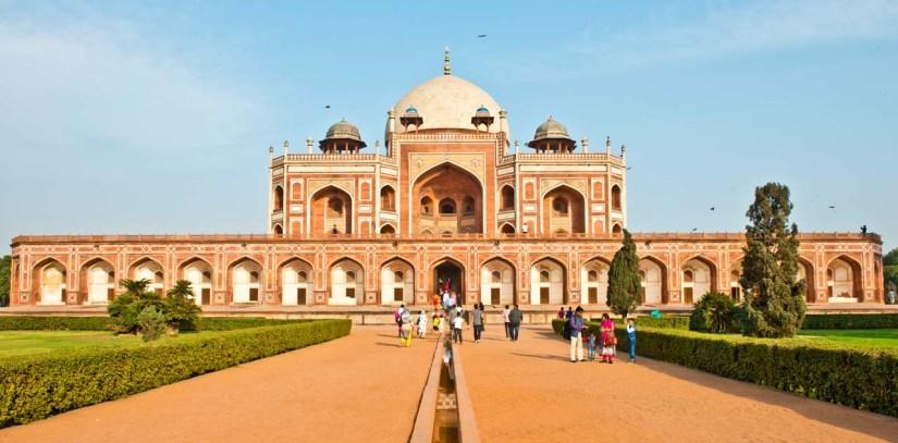 Humayun Tomb in Nizamudin Delhi