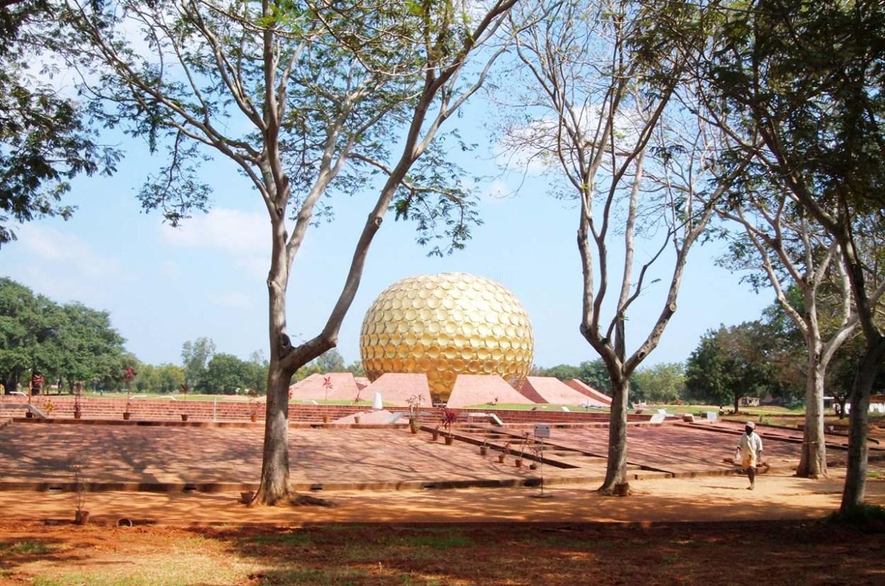 Maitre Mandir Pondicherry
