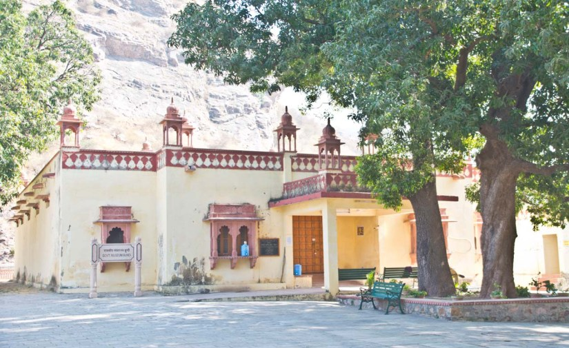 Sukh mahal bundi museum