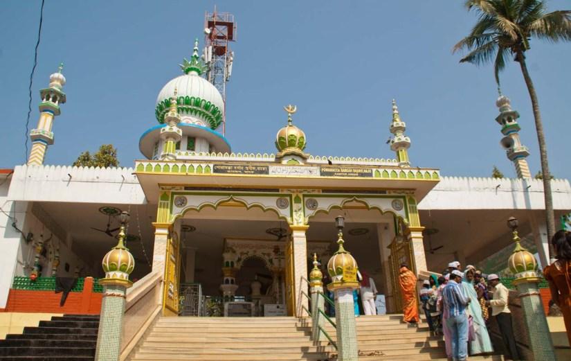 Powa Mecca mosque Hajo