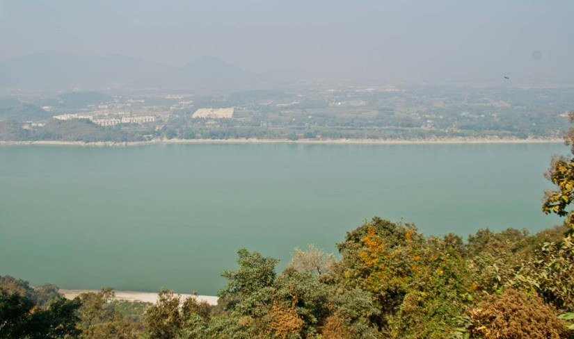 View from Bhubaneshwari temple Guwahati