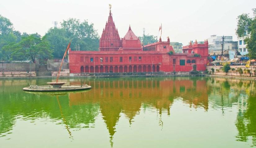 Shri Durga Temple Varanasi