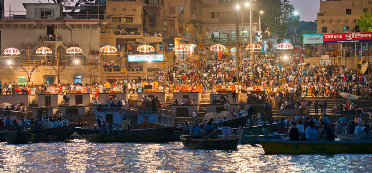 Points of Interest in Varanasi for Sightseeing