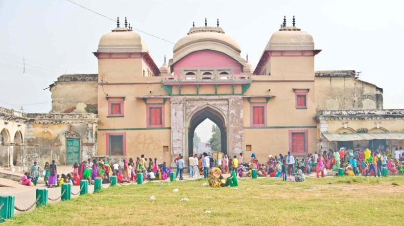 Ramnagar Fort Varanasi
