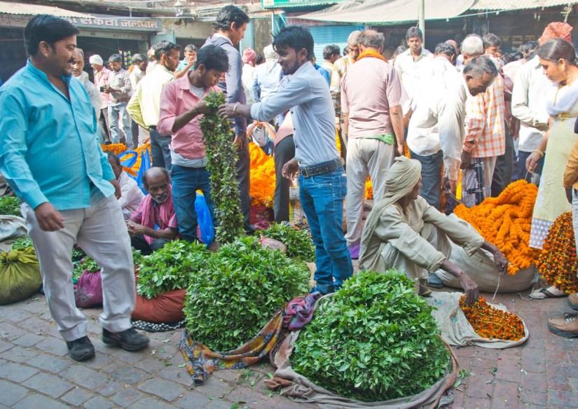 Markets of Varanasi