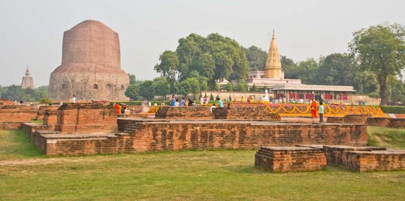 Sarnath from Varanasi