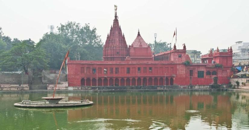 Temple of Varanasi