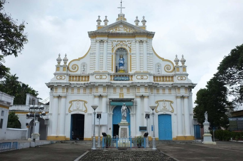 Immaculate Conception Cathedral Puducherry