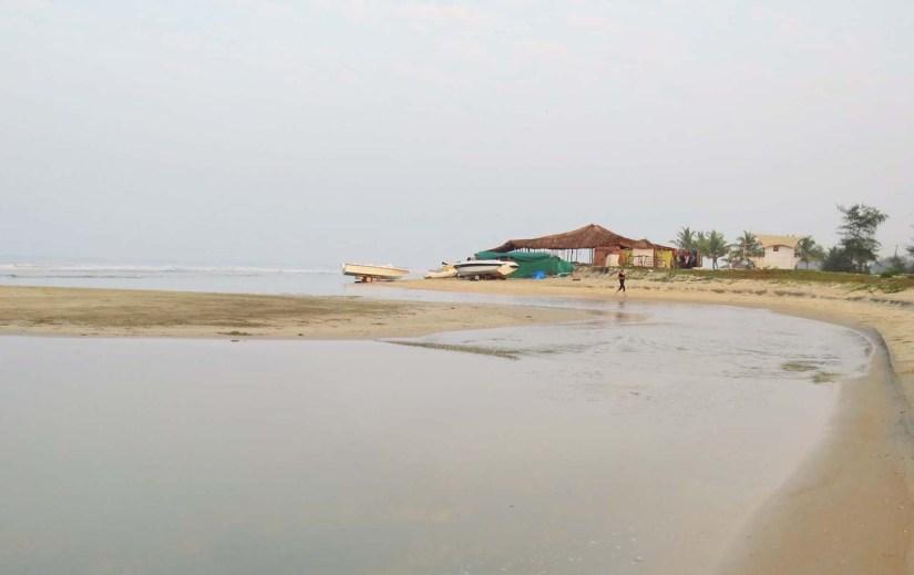 Verca beach Goa