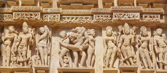 Understanding the sculptures of Khajuraho temples - My Simple Sojourn