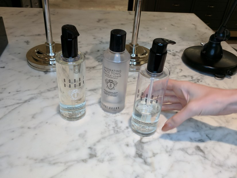Bobbi Brown Cleansing oil 3