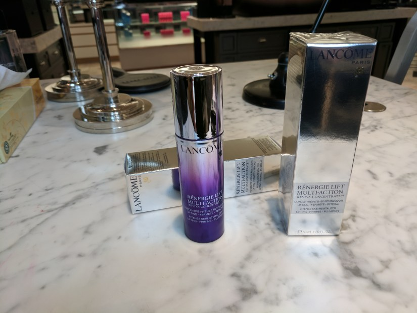Lancome Renergie Concentrate 2