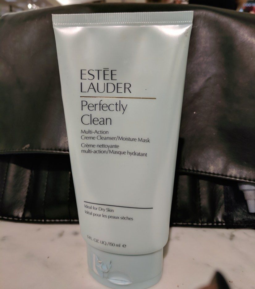 perfectly clean creme cleanser