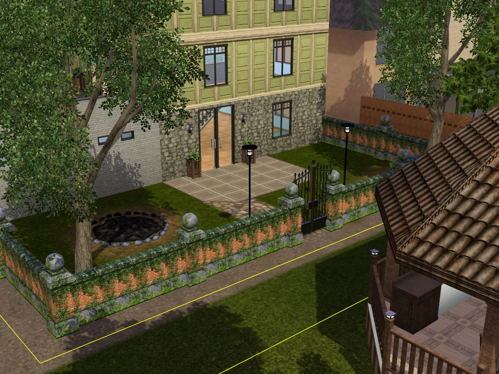 Sims 3 Pool Rund Drehen University Lots Community Lots For Sims 3 At My Sim Realty