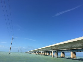 Seven Mile Bridge.