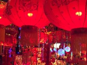 Farbenfroh im Chinatown