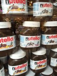 Schoggi-Overdose. Nutella im 5 kg Glas.