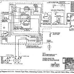Wiring Diagram Onan Genset Behind The Ear Labeled 4 Generator Battery
