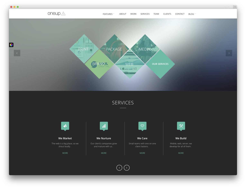 23 Creative Wordpress Themes For Web Design Agencies