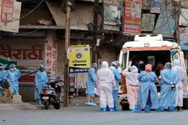 Photo of इंदौर के जिस इलाके में स्वास्थ्य कर्मियों पर हुआ था हमला, वहां मिले कोरोना के 10 मरीज