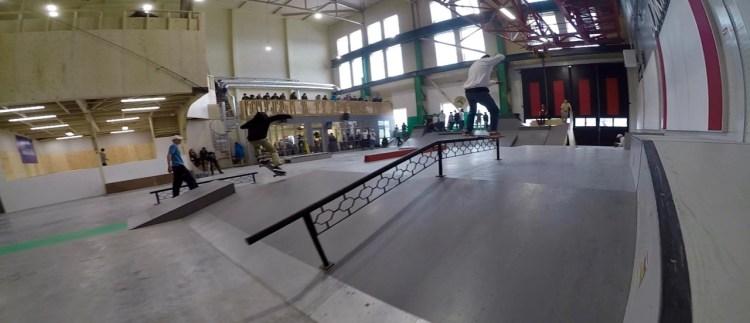 Junkpark skatepark