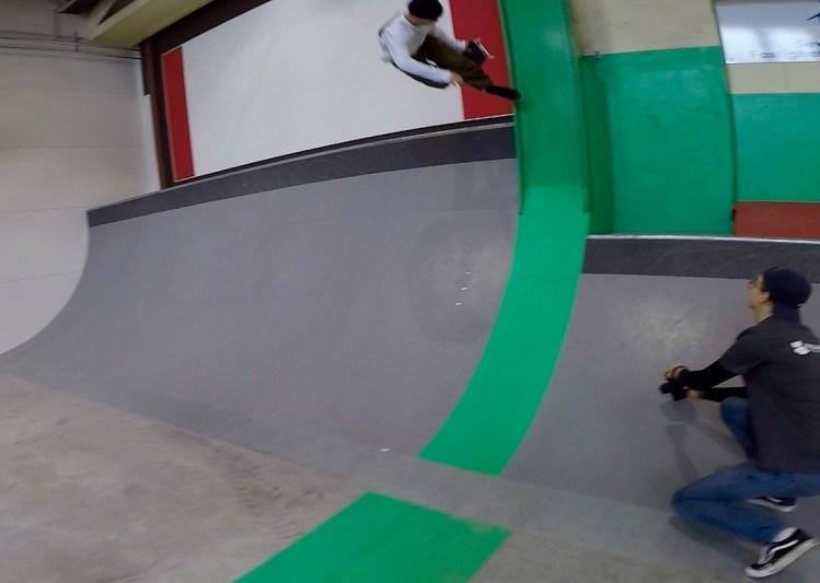 Junkpark Skatehall