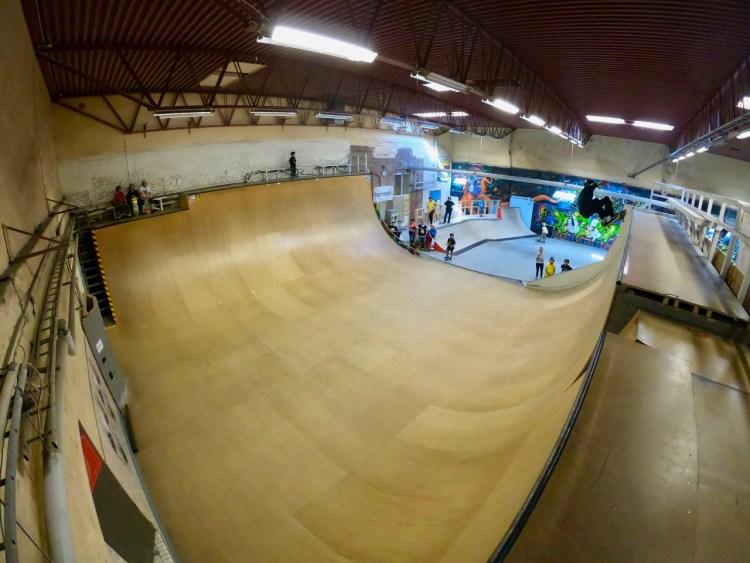 Slottsmöllans Skatepark