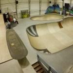 Frysen skatepark