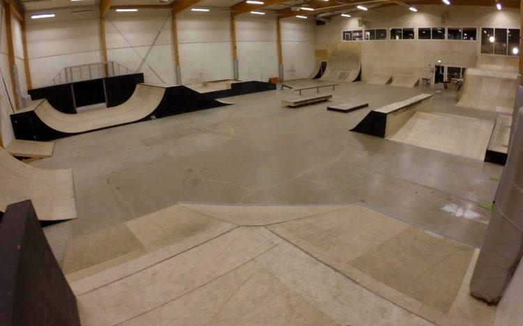 Borås Skatehall