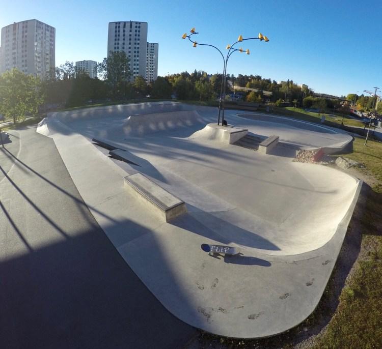 Åva betongpark
