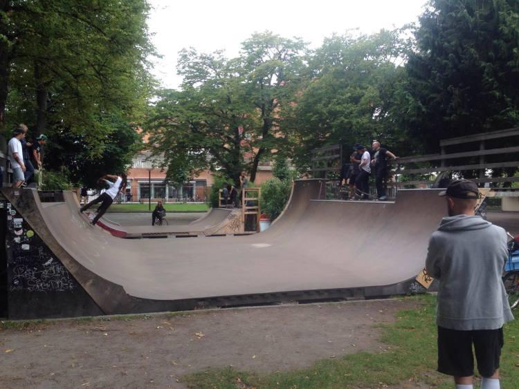 Miniramperna Folketspark