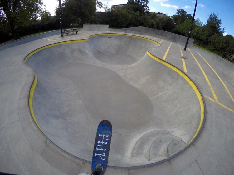 Faelledparken Skatepark