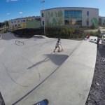Älvängen Skatepark Betongpark