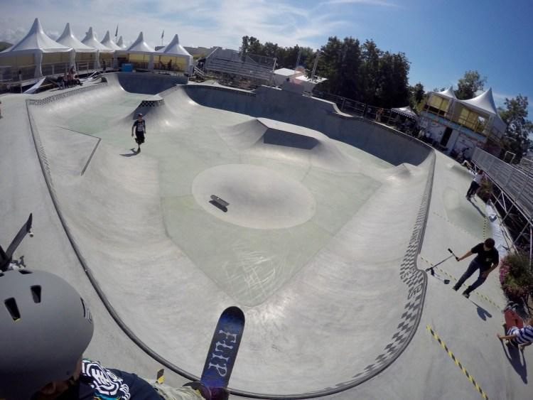 Hyllie skatepark