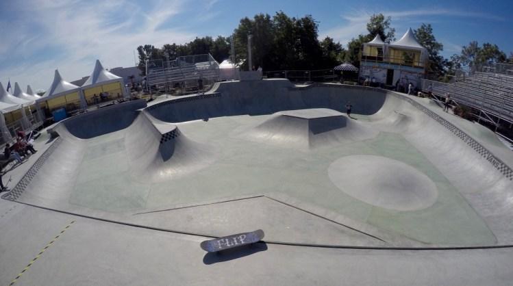 VANS skatepark Hyllie