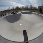 Hjo Skatepark Actionpark Betongpark