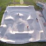 Sollebrunn Skatepark Betongpark