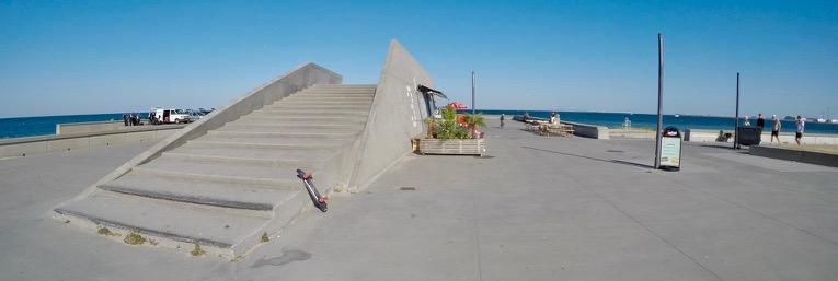 Amager Strandpark Skatespot