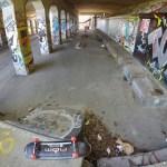 Striben DIY Skatespot