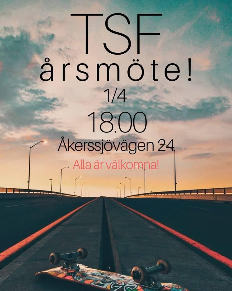 TSF-årsmöte