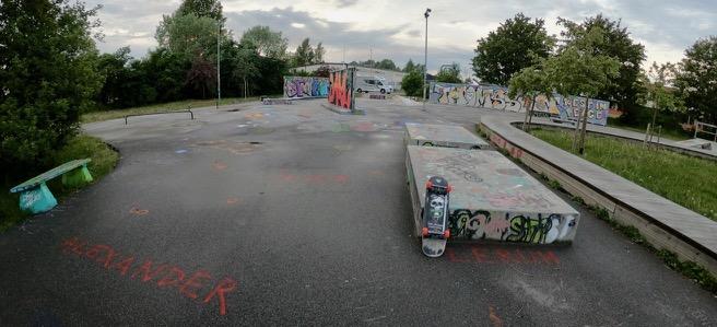 Streetspot hamnen - Nyköping