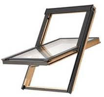 Center-Pivot Roof Window GGU