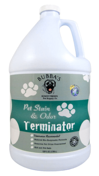 Bubba's Pet Stain And Odor Terminator Instructions : bubba's, stain, terminator, instructions, Eliminators, Sleeping