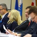 Sesja Rady Powiatu 16 luty 2015 przekazanie Szkunera 001