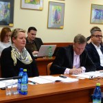 Sesja Rady Powiatu 16 luty 2015 przekazanie Szkunera 032