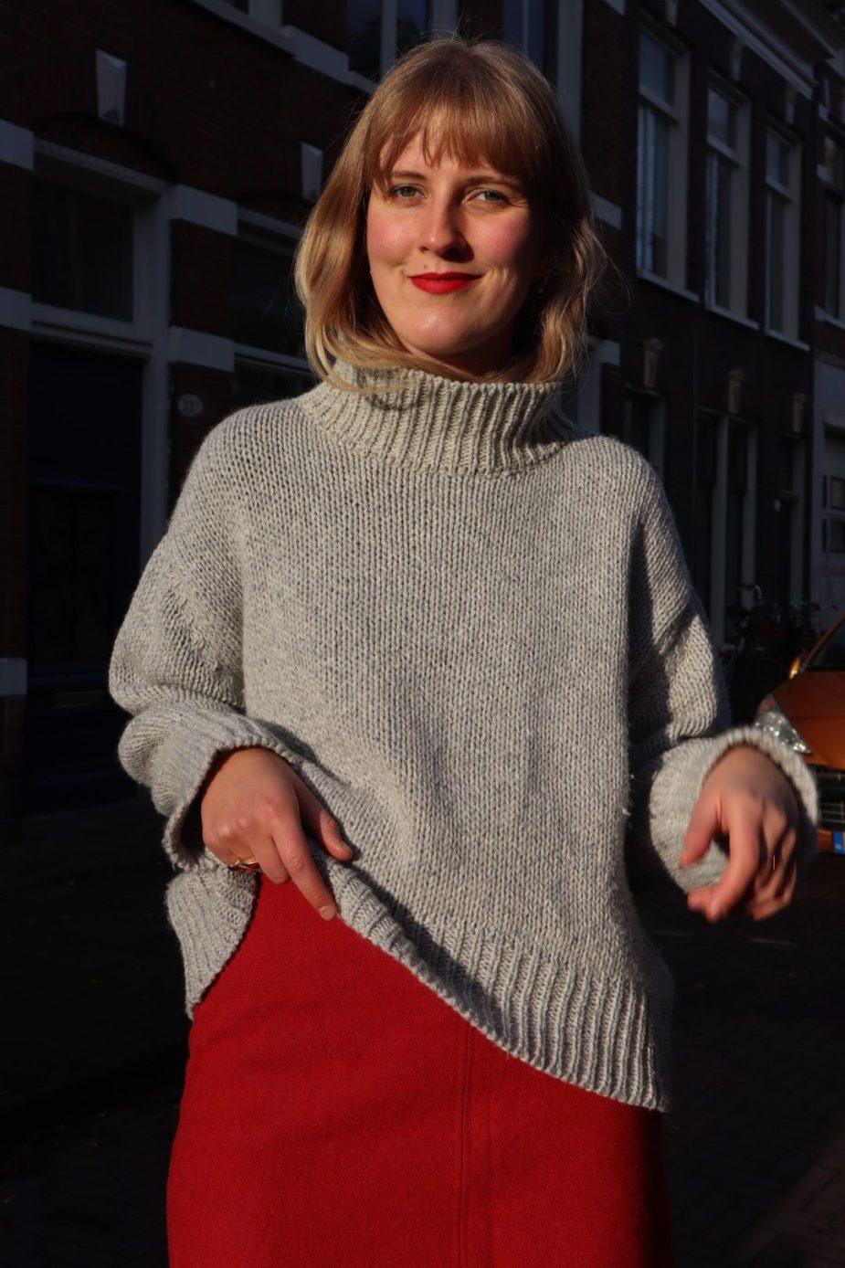 Näz sustainable sweaters